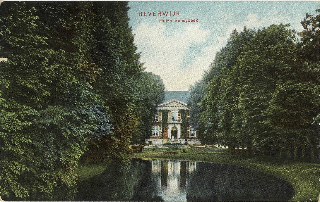 Start Historisch Onderzoek Huis Scheybeeck