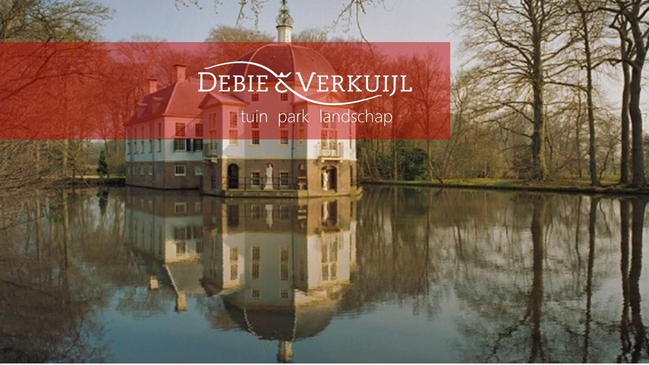 Debie & Verkuijl Wordt Tuinbaas Op Buitenplaats Trompenburgh