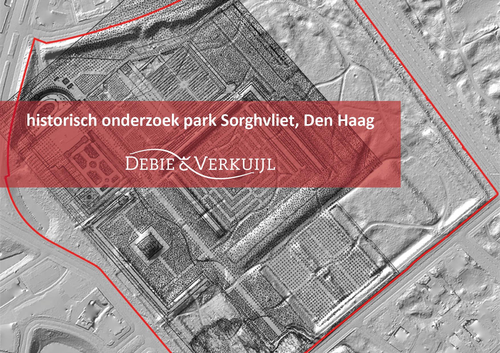 Onderzoek Park Sorghvliet, Den Haag