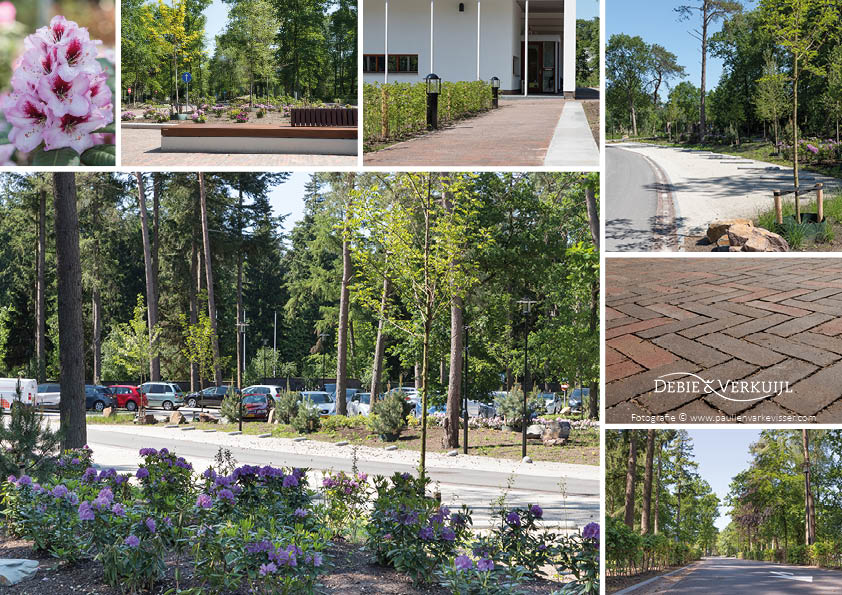 Nieuwe Entree Voor Begraafplaats Rusthof Voltooid