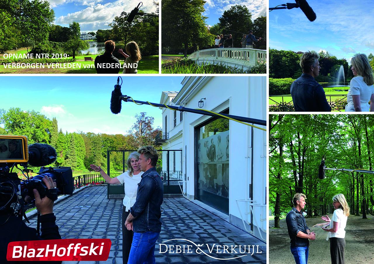 Uitzending Verborgen Verleden Van Nederland Met Patricia Debie